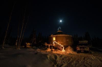 dog sledding alaska last frontier