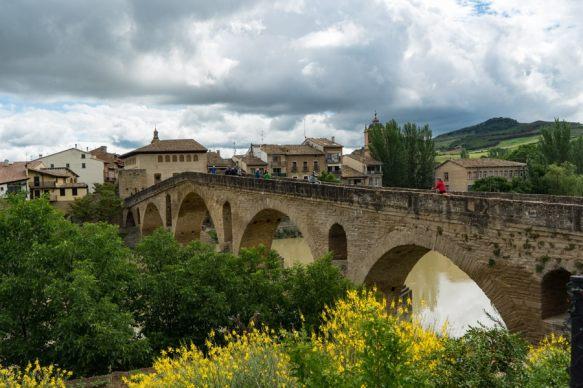 Puente la Reina Camino de Santiago