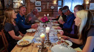 Saint Olav Ways Food