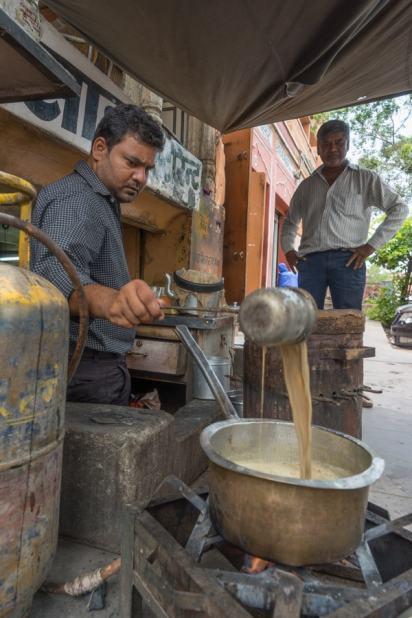 Masala chai jaipur