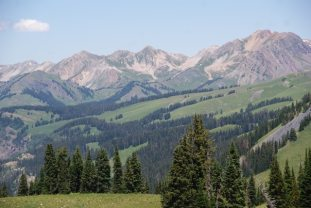 crested butte 401 trail