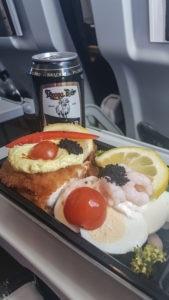 atlantic airways breakfast
