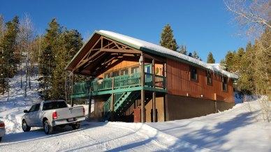 snow mountain ranch cabin