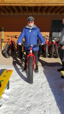 snow mountain ranch fat biking