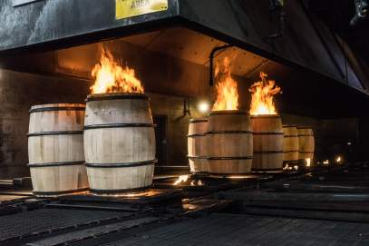 kentucky bourbon char