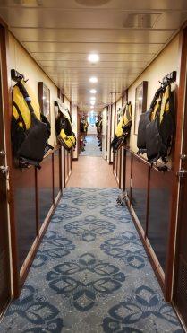 smal ship cruise