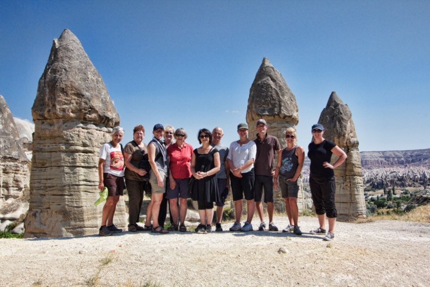 solo travel small group