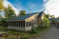 Stratton Brook hut maine