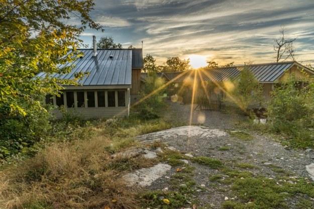 maine huts and trails Stratton Brook hut