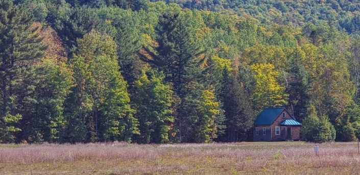 see fall colors in maine huts and trails
