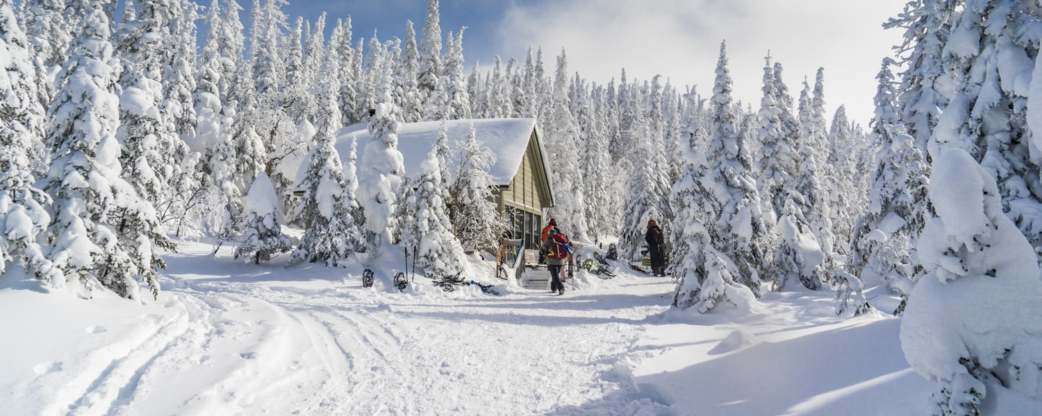 Quebec winter activities