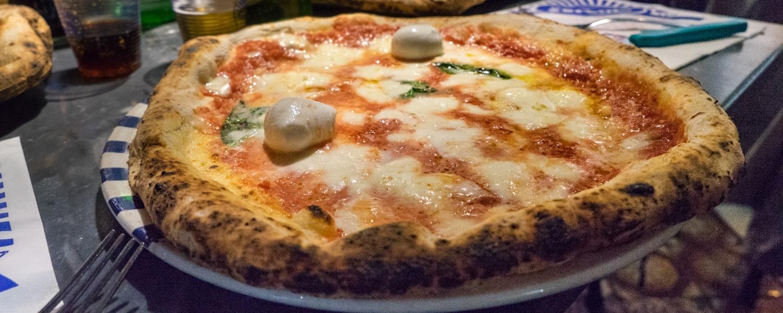 naples italy food pizza