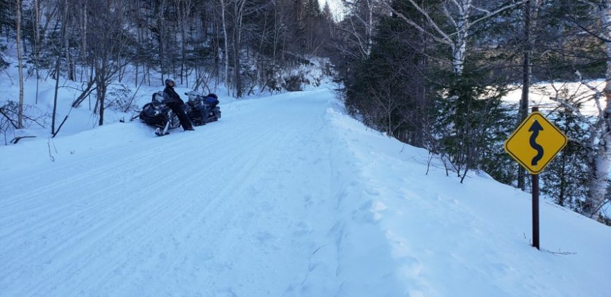 snowmobile quebec