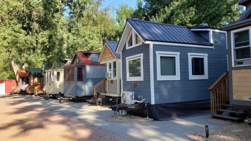 Weecasa tiny house resort
