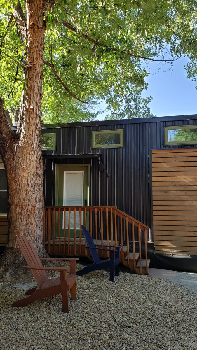 juniper tiny home