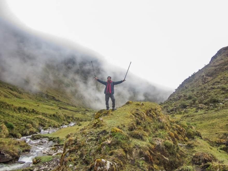 vilcabamba trekking