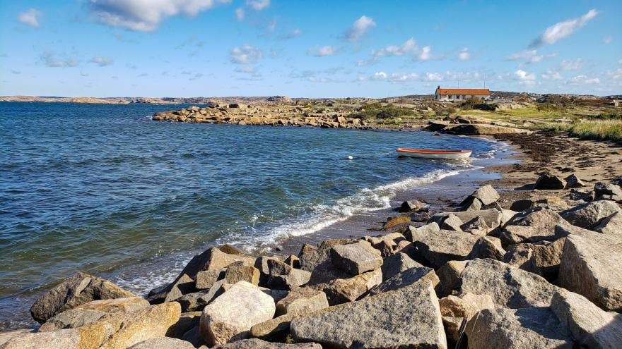 Ramsvik sweden coastline nature