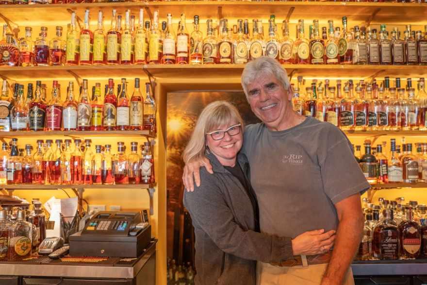 Prohibition bourbon bar cincinnati