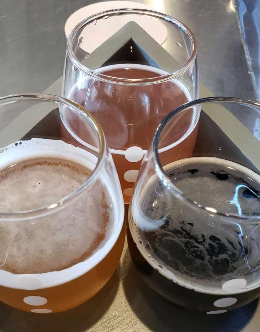 3 points beer cincinnati
