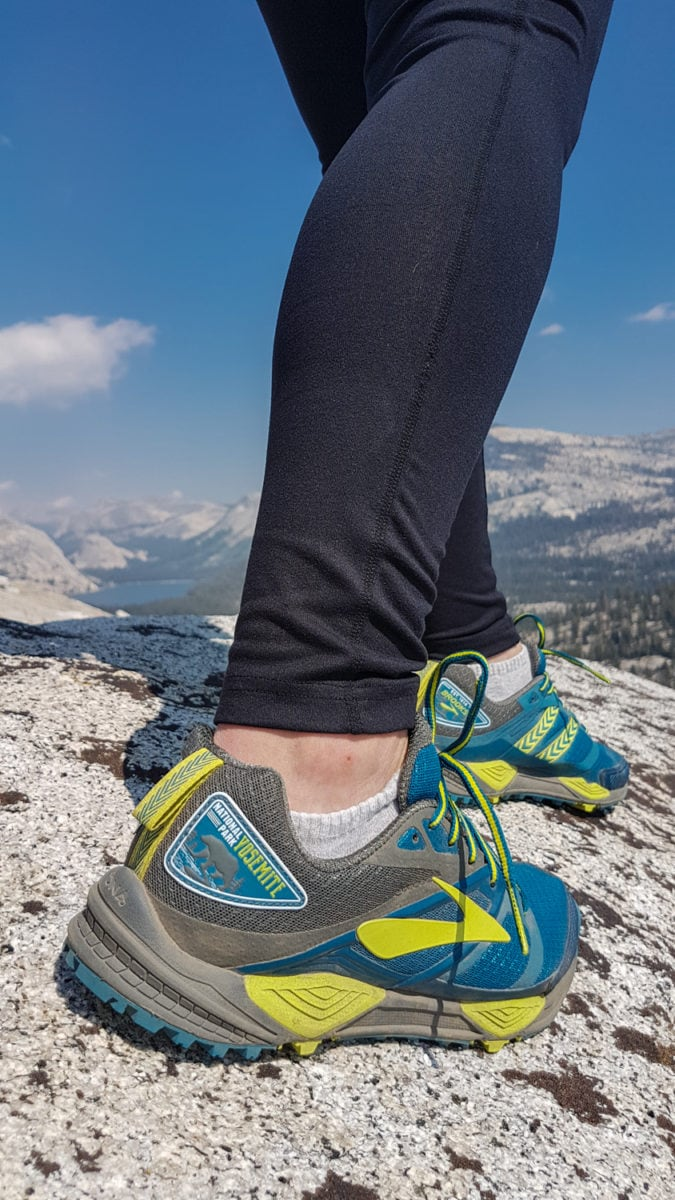 Brooks trail shoes for hiking