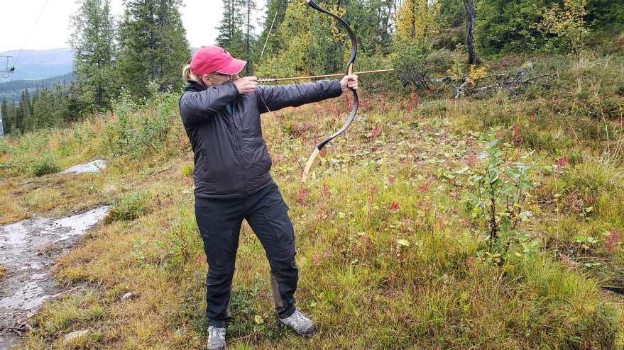 archery rewilding