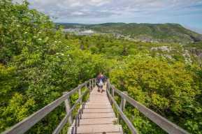 Quidi Vidi Loop Trail Newfoundland