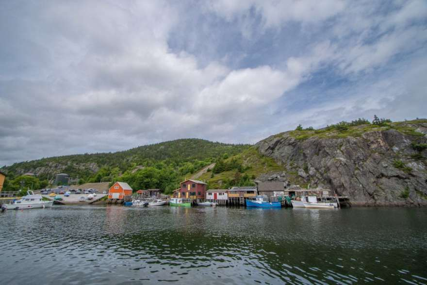 Vist newfoundland for the first time