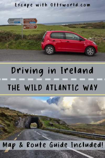 Driving Ireland Wild Atlantic Way
