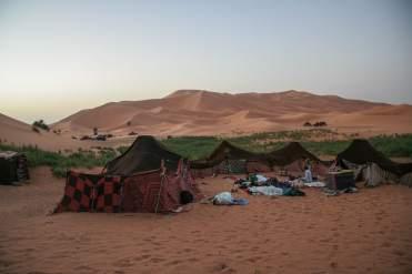 Erg Chigaga dunes desert camp morocco