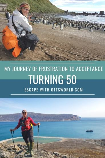 Turning 50 Journey to Acceptance