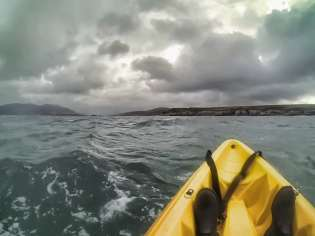 rough waters kayaking ireland