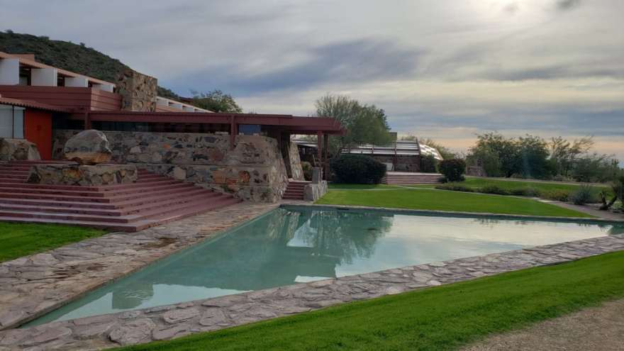 Taliesin West Scottsdale architecture