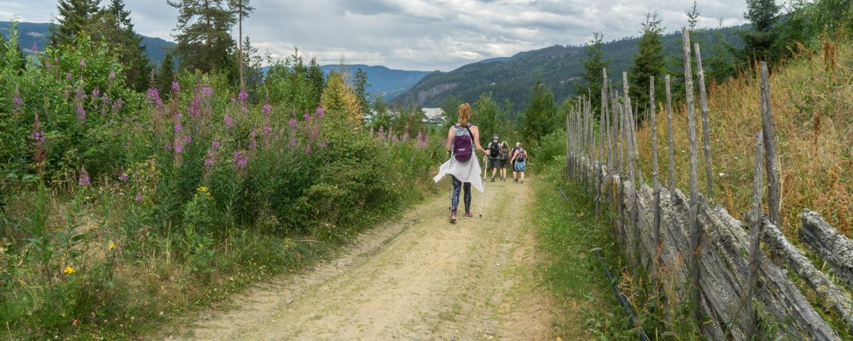 thru hikes around the world