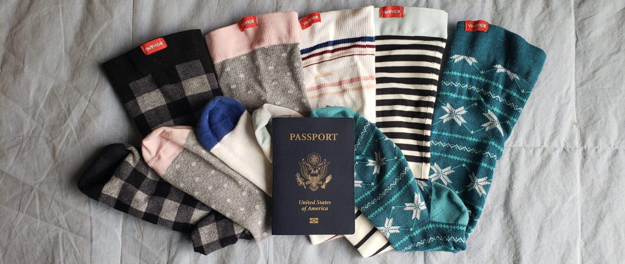 compression socks for travel