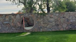 Taliesin West Garden