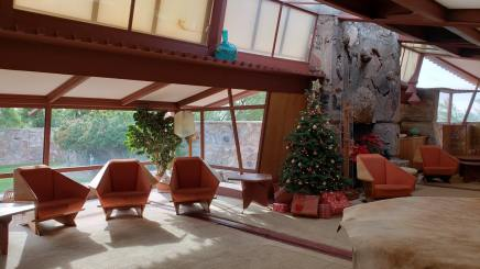 Taliesin West interior