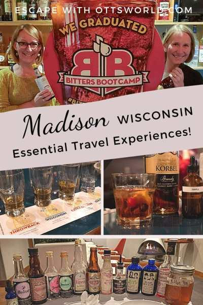 madison wisconsin bitters boot camp