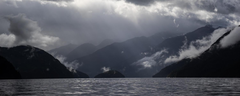 Visit the great bear rainforest fjords