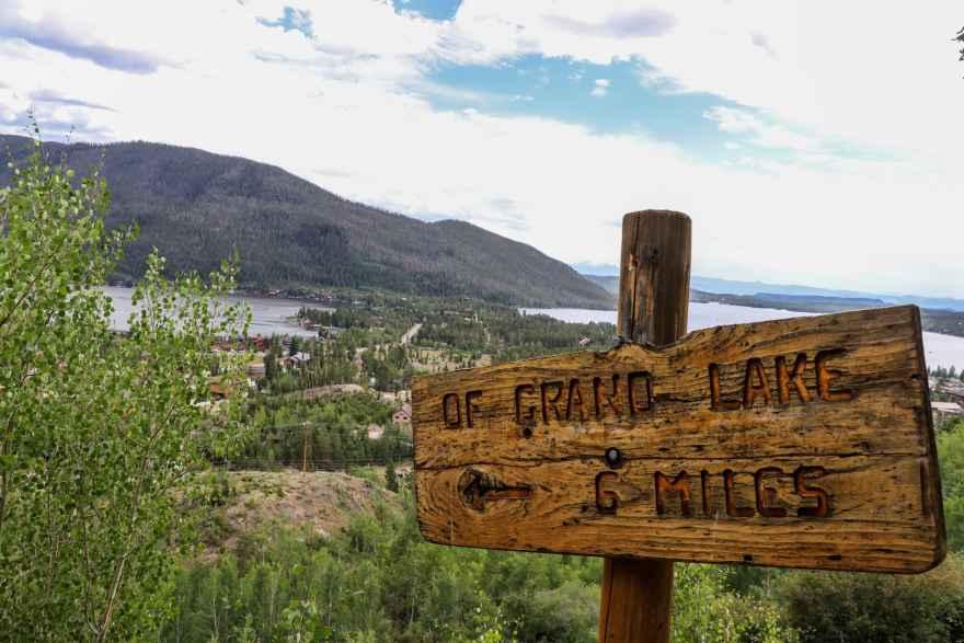 hike to Grand Lake town