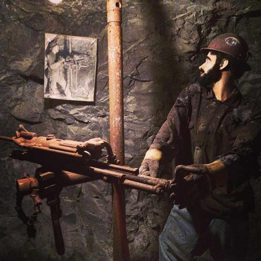 lake city mine museum