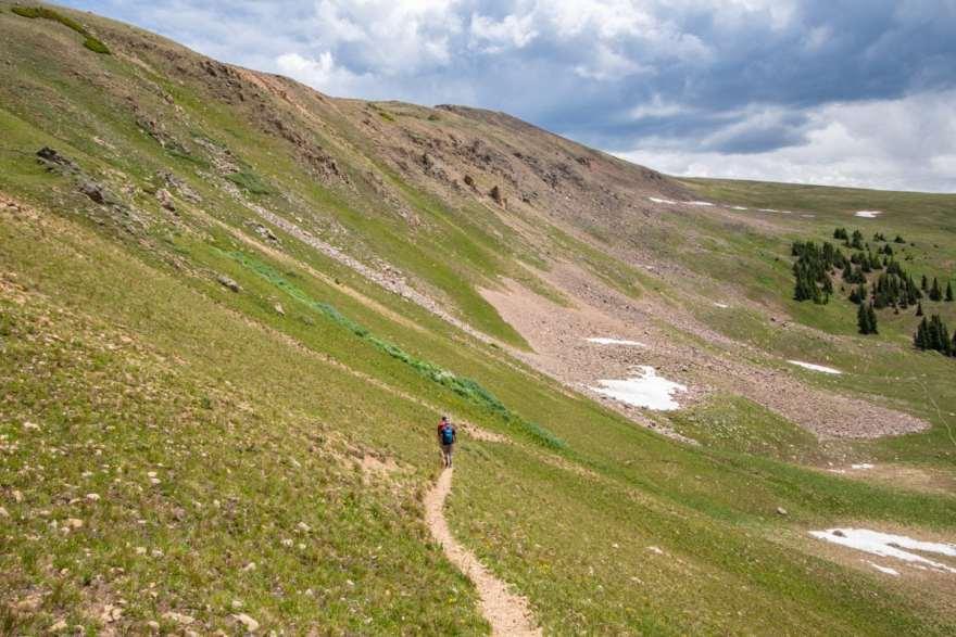 vail hiking trail