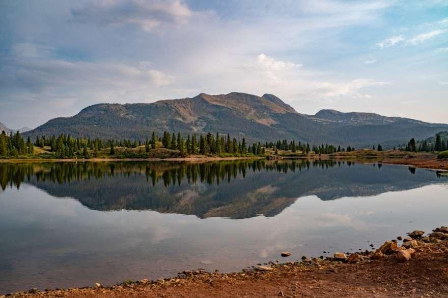 Molas Lake Colorado road trip