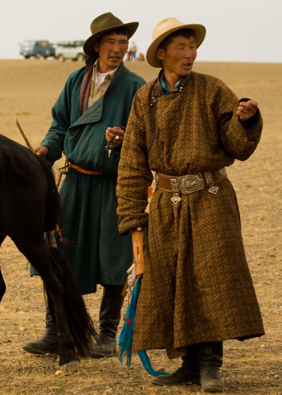 mongolian attire