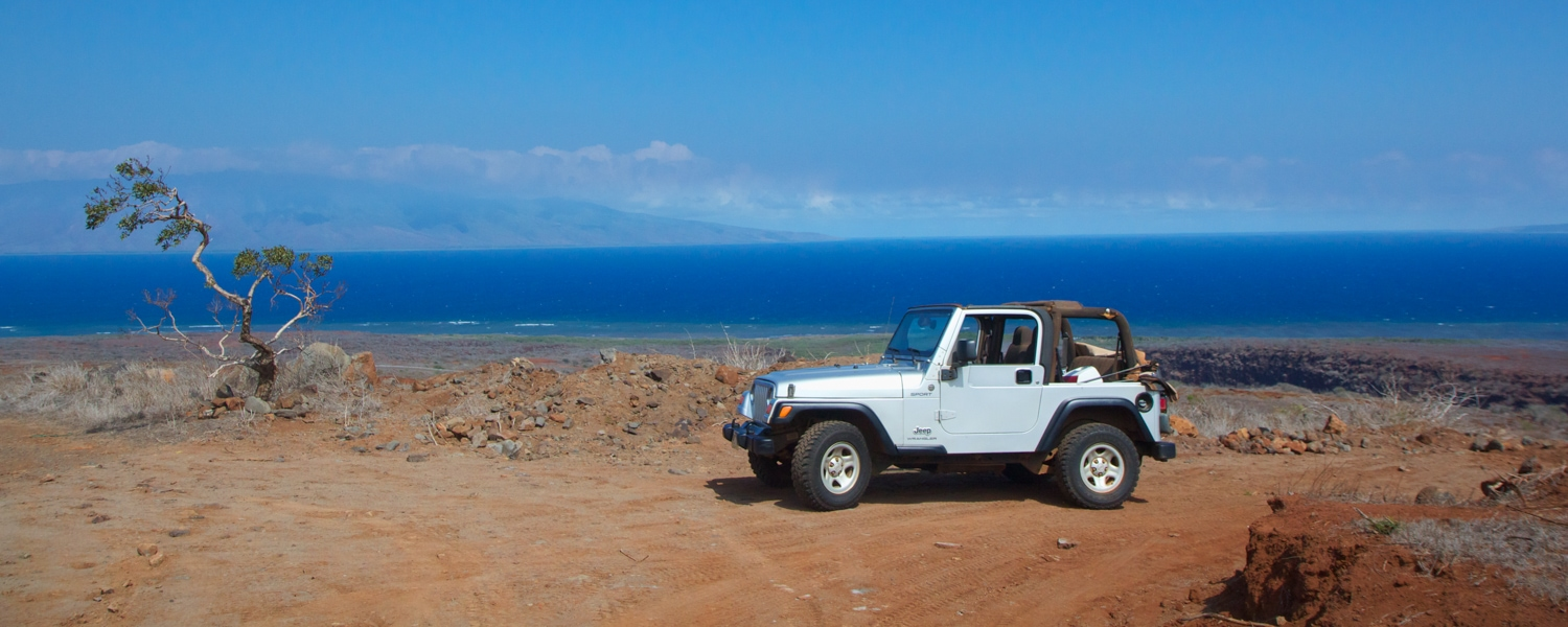 lanai jeep rental adventure