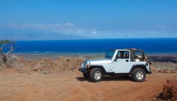 lanai jeep rental adventure