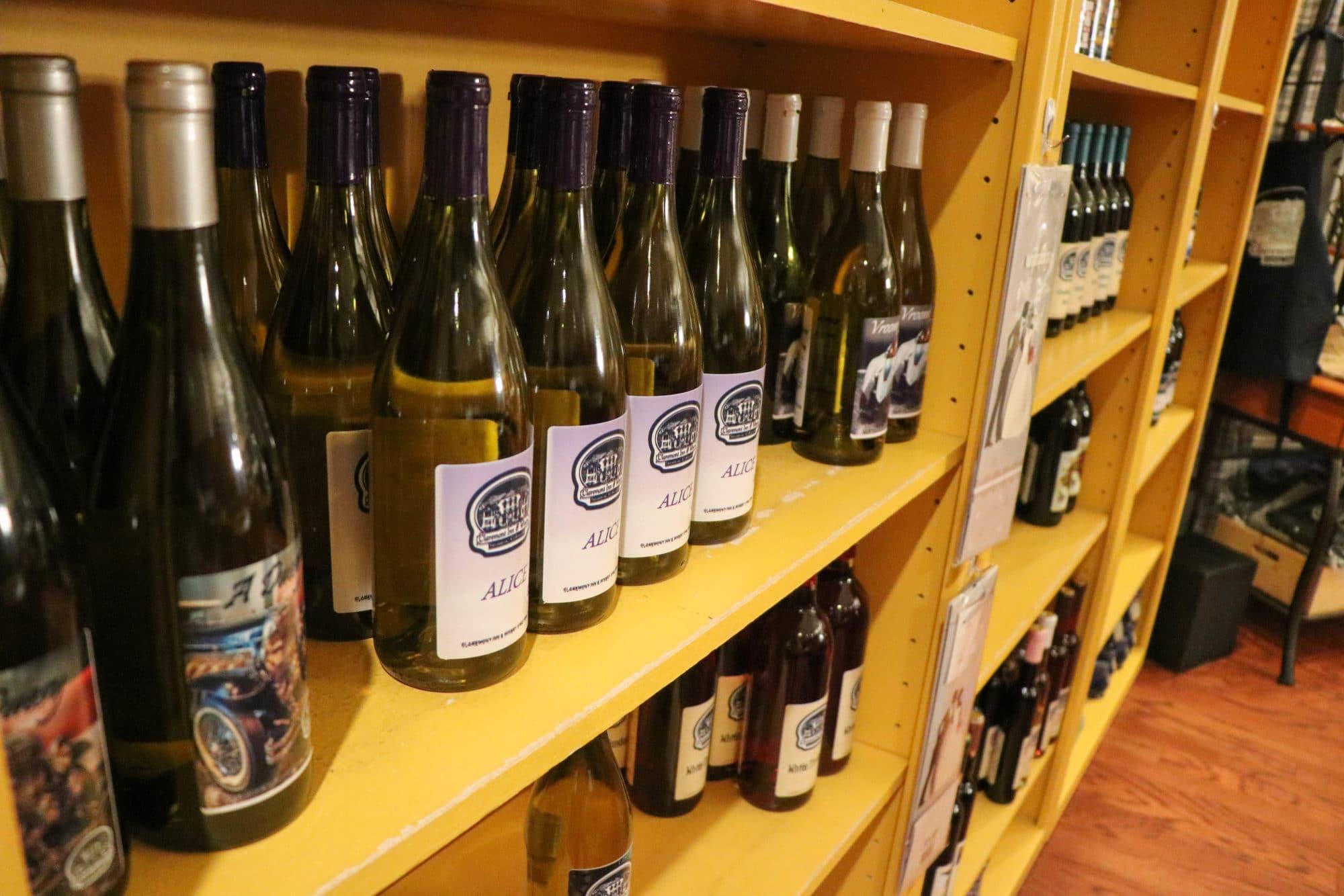 claremont winery