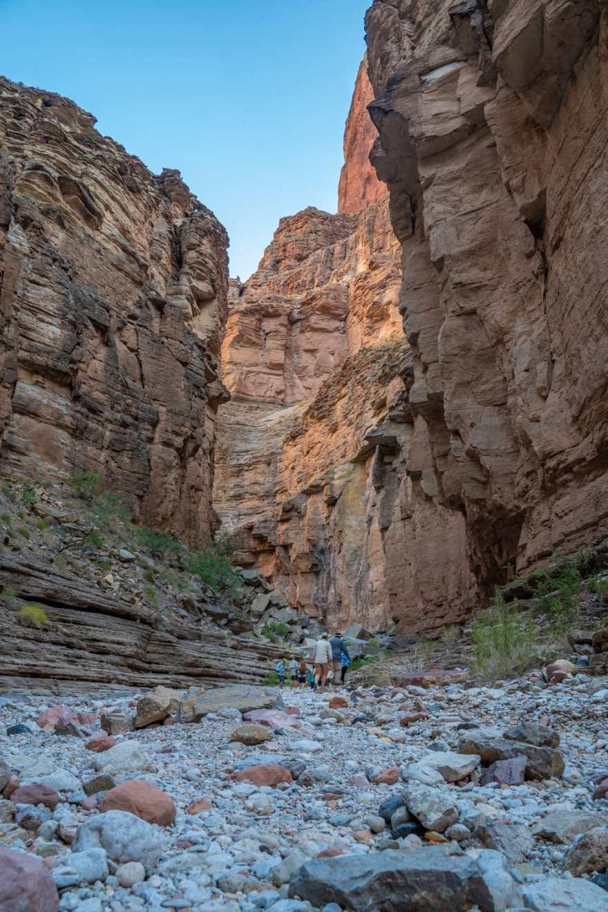 tuckup canyon hike