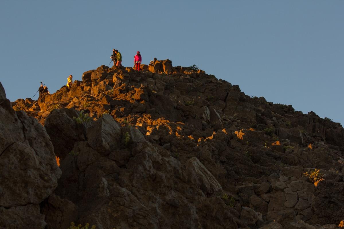 haleakala sunrise photography