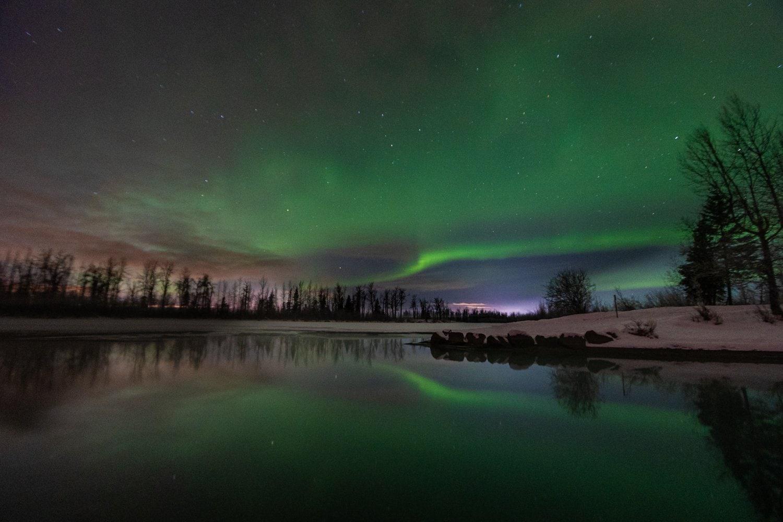 aurora chasing anchorage