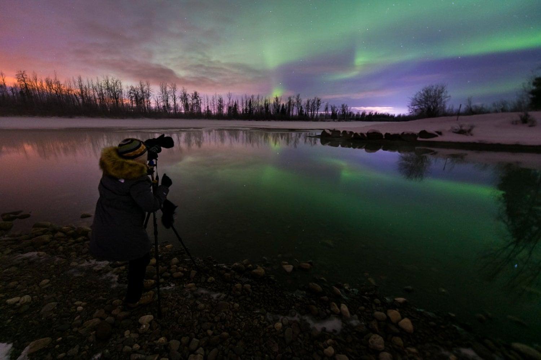 aurora photo workshop anchorage